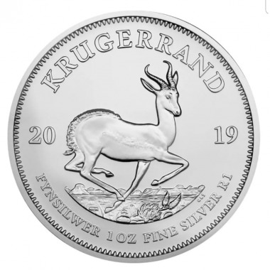 Krugerrand Münze 2019